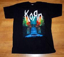 Korn 'The Paradigm Shift' tour 2014 t shirt (Size L)