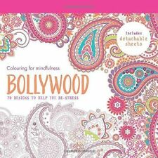 Bollywood: 70 designs to help you de-stress (Colouring for Mindfulness), HAMLYN,