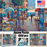 1000 Pieces Adult Puzzles Difficult Noctilucent Growups Puzzle Romantic Town