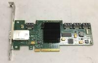 IBM LSI Molex SAS 9212-4i4e PCIe 6Gbs RAID Controller Full Height Card | 46C8935
