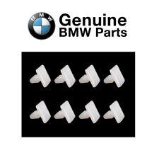 BMW E30 325iX E36 318i 318is 325i 328i 328is M3 Moulding Plug Set of 8 Genuine
