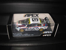 1/43 APEX FORD FG X FALCON WINTERBOTTOM CANTO 2017 BATHURST RETRO LIVERY AR41426