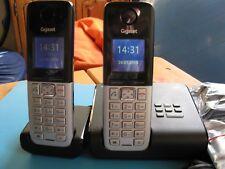 Gigaset C300A Trio mit AB Schnurloses Telefon Gebraucht