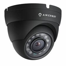 Amcrest IP2M-844EB  1080P Dome POE Bullet Network Security Camera REFURBISHED