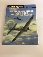 OSPREY AIRCRAFT OF THE ACES No.4 IMPERIAL JAPANESE NAVY ACES OF WORLD WAR 2