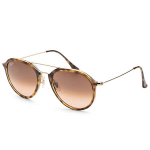 Ray-Ban Unisex RB4253-710-A5 Fashion 53 mm Havana Frame Sunglasses