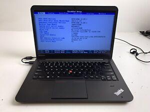 "Lenovo ThinkPad S431 14"" CORE i5-3337U @ 1.80GHz | 8GB | NO HDD | #553"