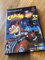 Crash: Tag Team Racing (Sony PlayStation 2, 2005) PS2 VC5