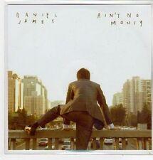 (FJ908) Daniel James, Ain't No Money - 2014 DJ CD