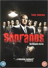 The Sopranos The Complete Series 1-6 (New Sealed DVD Box Set)