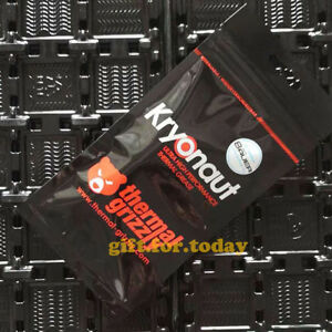 Original Thermal Grizzly Kryonaut 12.5w/mk Thermal Paste Compound HeatSink 1G