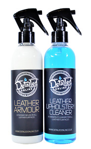 Leather Upholstery Cleaner & Conditioner Car Bubblegum Interior kit Protector