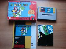 Super Nintendo Super Mario World Classic FAH