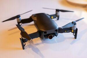 DJI Mavic Air Fly More Combo 'Onyx Black' +POLAR PROCINEMA SERIES VIVID filters