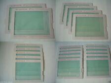 Print Gocco [2,4,5,10,20] B6 postcard Hi mesh Master sheet for Paper PG-11 5
