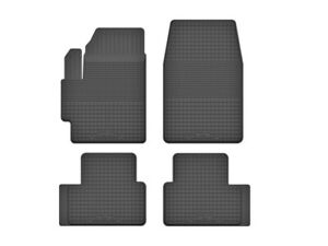 2//05-10//08 CZ3//CZT Bj Rau Fussmatten HIGHLIGHT silber für Mitsubishi Colt 3trg