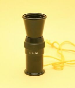 GAOERSI 8X LOUPE FOR SINAR LINHOF AND OTHER LARGE FORMAT CAMERAS