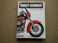 Harley Davidson: A Way of Life by Albert Saldini, Pascal Szymezak (Hardback,...