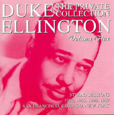 Duke Ellington ‎– The Private Collection Volume Five, Studio Sessions / Kaz CD