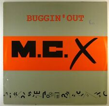 "12"" Maxi - M.C. X - Buggin' Out - E1190 - cleaned"
