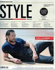 Style Corsera.Hugh Jackman,Christian Greco,Alessia Trost,iii