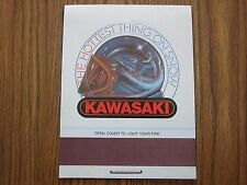 1979 Kawasaki Snowmobile Brochure Drifter Intruder Invader LOTS More Listed