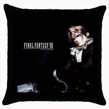 Final Fantasy 8 FF VIII Squall Game #J01 Throw Pillow Cushion Case