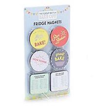 The Great British Bake Off Fridge Magnets
