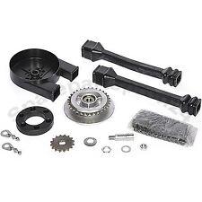 Satz Antriebsteile Kettenkit Simson Roller SR50 SR80 Kette Kettenschlauch