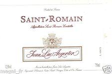 Etiquette de vin - SAINT ROMAIN (164)