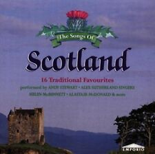 Songs of Scotland-16 traditional Favourites | CD | Alex Sutherland Singers, K...
