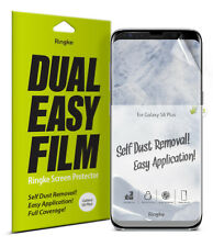 Samsung Galaxy S8 Plus Screen Protector | Ringke [Dual] Full Coverage Film [2pc]