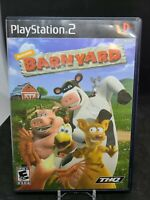 Barnyard (Sony PlayStation 2, 2006) Complete, Tested and Working