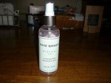 Bath & Body Works Rose Quartz Illuminating Fragrance Mist-NEW