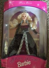 Winter Fantasy Barbie Doll 1996 (Special Edition) Blond Hair