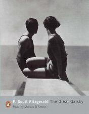 The Great Gatsby F Scott Fitzgerald- audio book cassette-free post