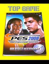 PES 2008 Pro Evolution Soccer - Guide PS3 / XBOX 360 / PC -(+ Section Spé. PS2)-