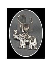 BEAUTIFUL EARCUFF/HAIR HAND MADE S.S. ELEPHANT DESIGN