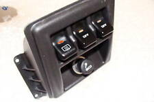 Jeep TJ Wrangler 1997-2006 Accessory Rocker Switch