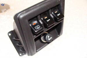 Fits Jeep TJ Wrangler 1997-2006 Fog / Running Light Switch