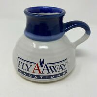 AA American Airlines FlyAAway Vacations 20 oz Coffee Travel Mug