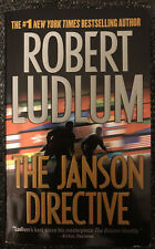 The Janson Directive by Robert Ludlum (2003, Paperback)