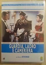 Guardia Ladro e Cameriera 82 min (Manfredi film di Steno) DVD *NUOVO SIGILLATO*