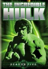 The Incredible Hulk Season 5 2 Disc DVD