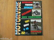 MV8222-POSTER FREDDIE SPENCER HONDA NS500,BMW R45,K TYP
