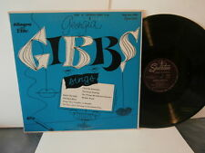 "georgia gibbs""sings""lp 25cm/10"".or.ca.sparton:4008 rare 50's"
