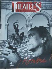 Théâtres/Théâtre n°3 (juin 1989) Festival de Paris - Agnès B.