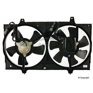 One New Performance Radiator Engine Cooling Fan Motor 620040 214810Z801