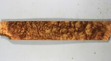 #ZS096 Inlay Wood AAAAA Golden Camphor burl Box Making marquetry veneer