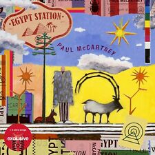 Paul Mccartney Egypt Station Cd w/ two bonus tracks GLOBAL SHIPPING target
